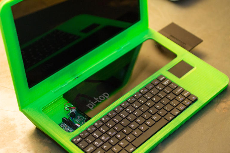Pi top is taking customization to another level image via cnet solutioingenieria Gallery