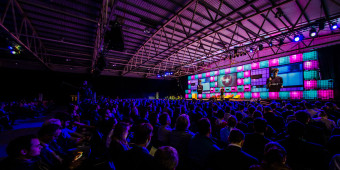 (Image via Web Summit)